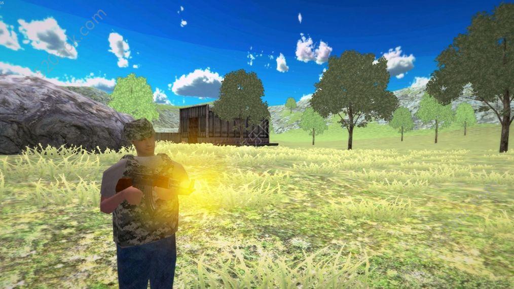 战地幸存者大逃杀游戏安卓最新版下载(Battlegrounds Survivor Battle Royale)  v1.1.16图2