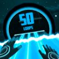 50圈无限加速全关卡解锁破解版下载(50 Loops) v1.3.2