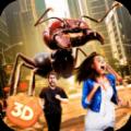 巨型蚂蚁城市生存模拟游戏