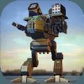 方块机甲世界中文无限金币内购破解版(World Of Cartoon Robots) v1.1.1