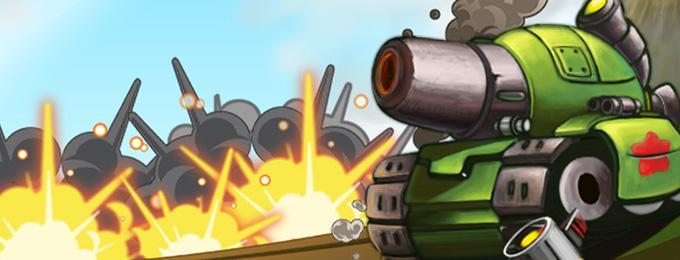 坦克手机游戏大全
