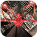 突变蜘蛛侠英雄无限金币内购中文破解版(Mutant Spider Hero) v1.0