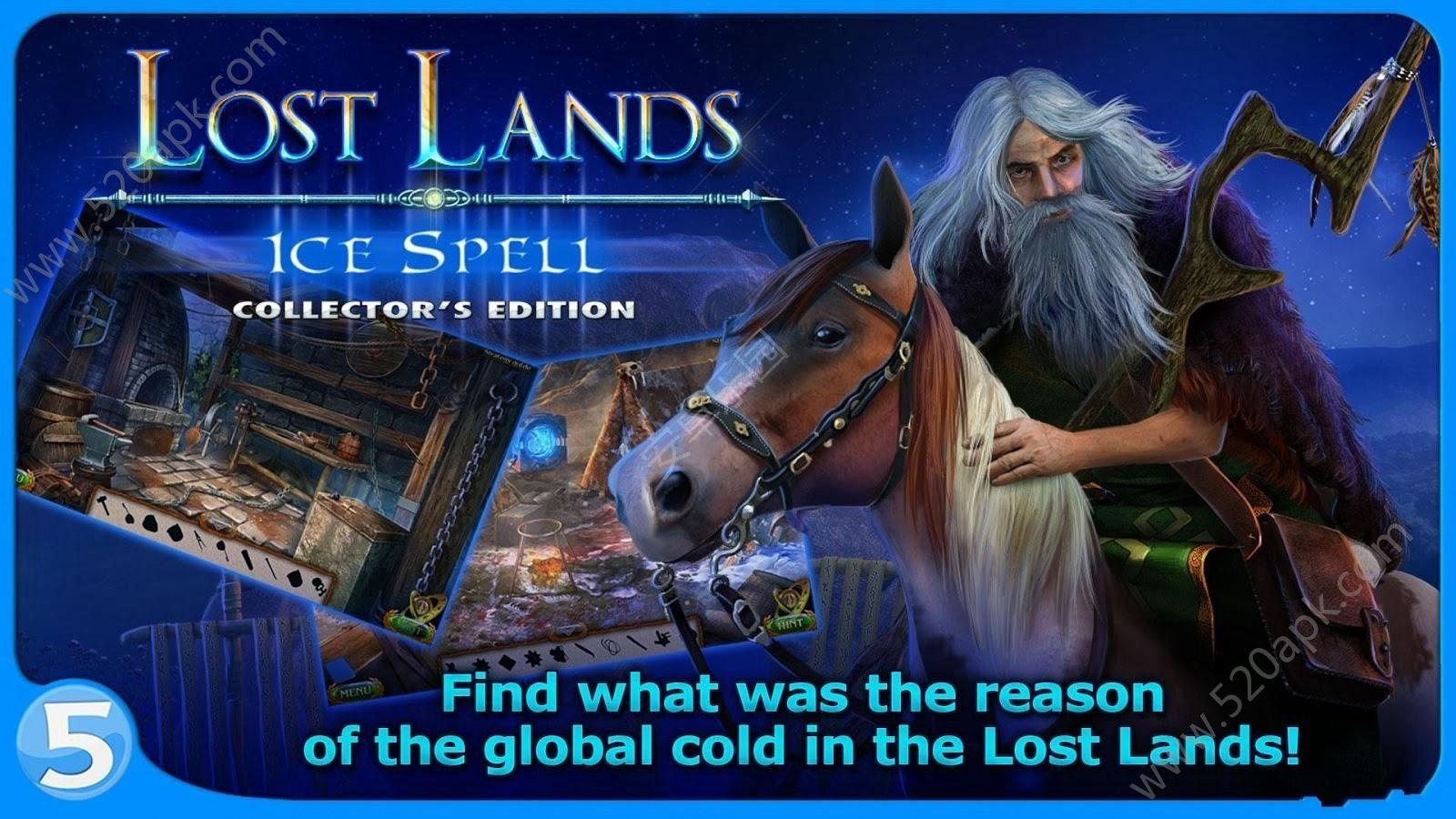 失落领地5必赢亚洲56.net必赢亚洲56.net手机版版下载(Lost Lands 5)图3: