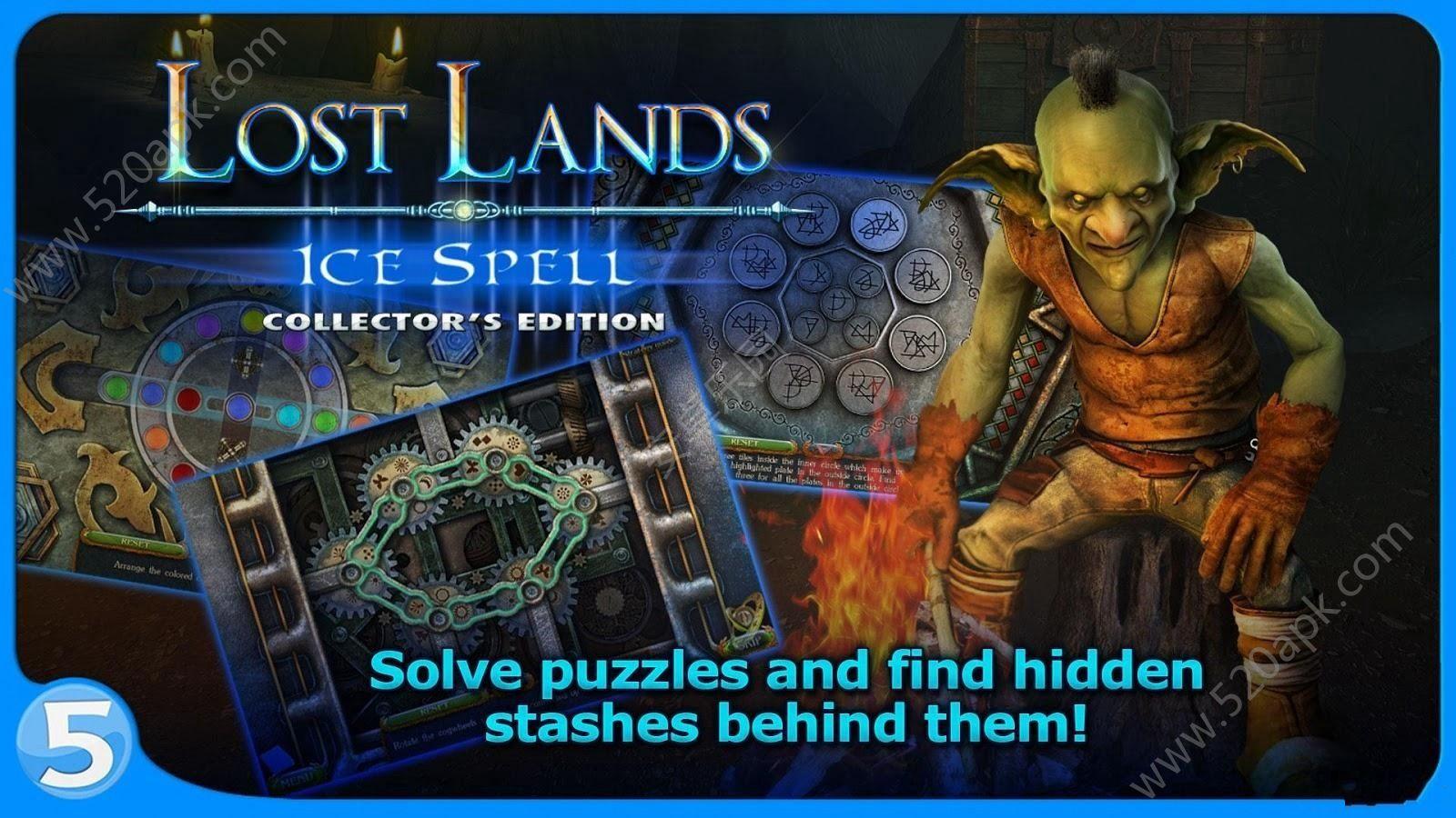 失落领地5必赢亚洲56.net必赢亚洲56.net手机版版下载(Lost Lands 5)图2: