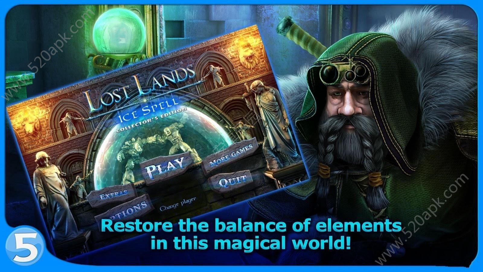 失落领地5必赢亚洲56.net必赢亚洲56.net手机版版下载(Lost Lands 5)图4: