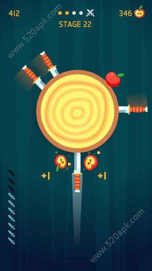 Knife Hit安卓版游戏下载安装图3: