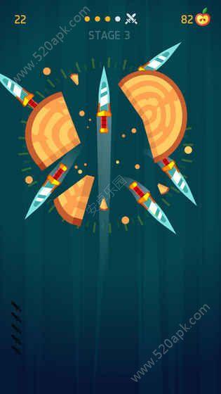 Knife Hit安卓版游戏下载安装图2:
