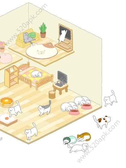 猫咪可爱我是幽灵1.0.8汉化必赢亚洲56.net最新必赢亚洲56.net手机版手机版图1: