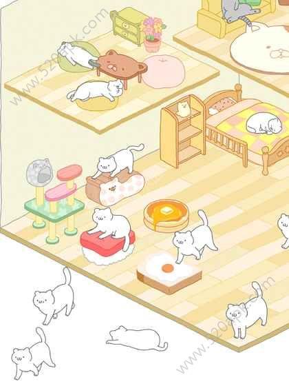 猫咪可爱我是幽灵1.0.8汉化必赢亚洲56.net最新必赢亚洲56.net手机版手机版图2: