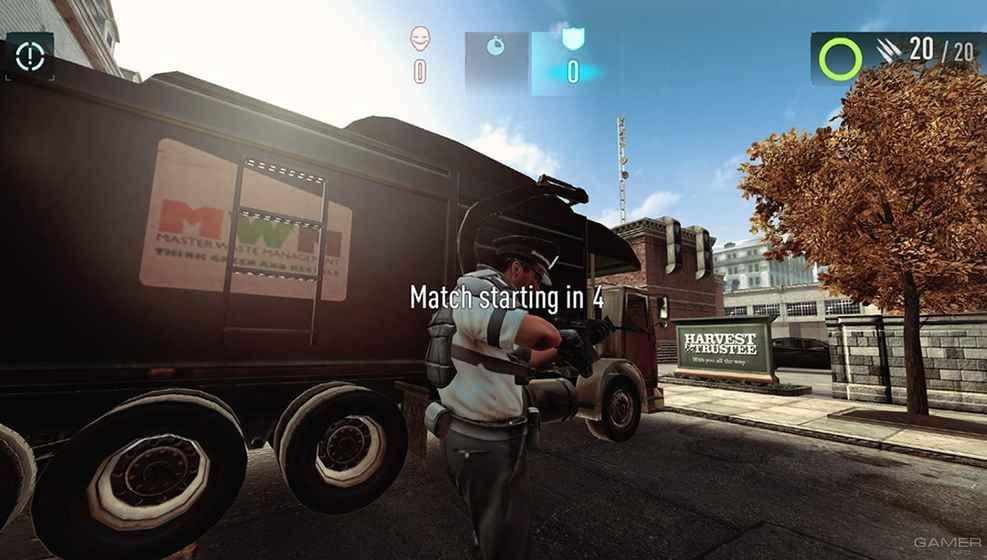 收获日犯 罪战争游戏官方下载最新版(PAYDAY Crime War)图片1