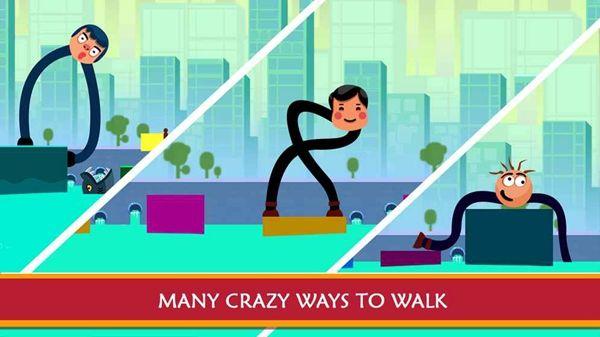 抖音软腿跨步走无限生命汉化破解版(Whatawalk)图片1