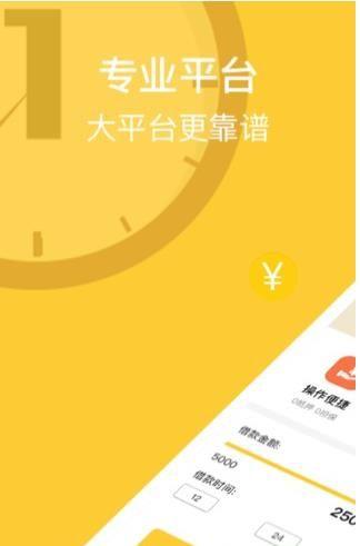江湖救济贷款app手机版下载图片1