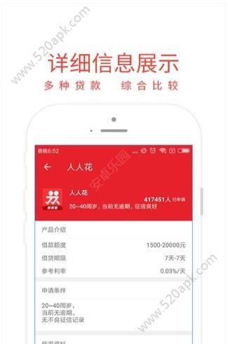 有个金窝贷款app最新版下载图2: