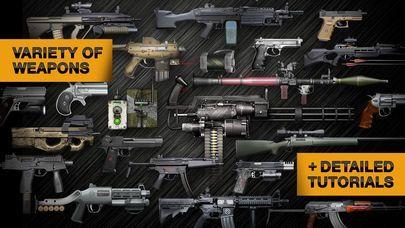 抖音Weaphones真实枪械模拟全武器下载完整版最新内购修改版图片1