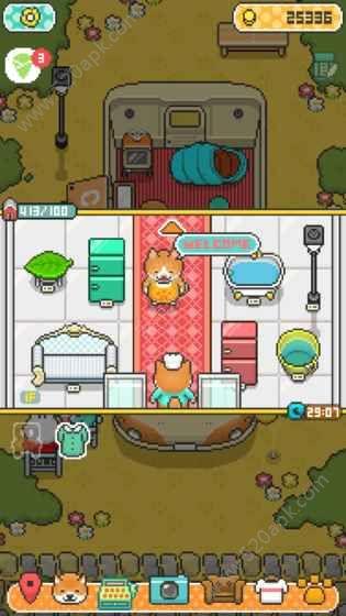 柴犬烹饪厨师无限金币内购中文破解版(Food Truck Pup)  v1.0.1图2
