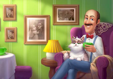 夢幻家園新元素小貓上線 開啟可愛養貓生涯[多圖]