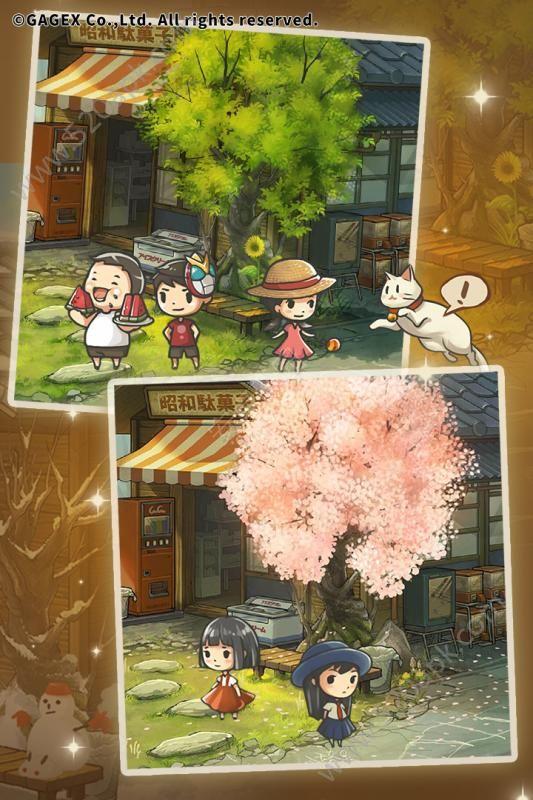昭和杂货店物语3老奶奶与猫中文安卓版官方下载图1: