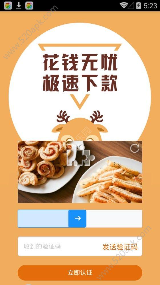 小鹿花花贷款app手机版下载  v1.0.0.1图2