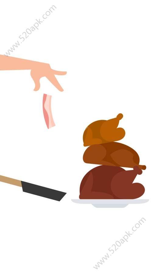 抖音培根配万物Bacon中文汉化无限金币内购修改版图3: