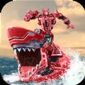 雷龙出击3d机器鲨无敌版无限金币钻石内购修改版 v2.2
