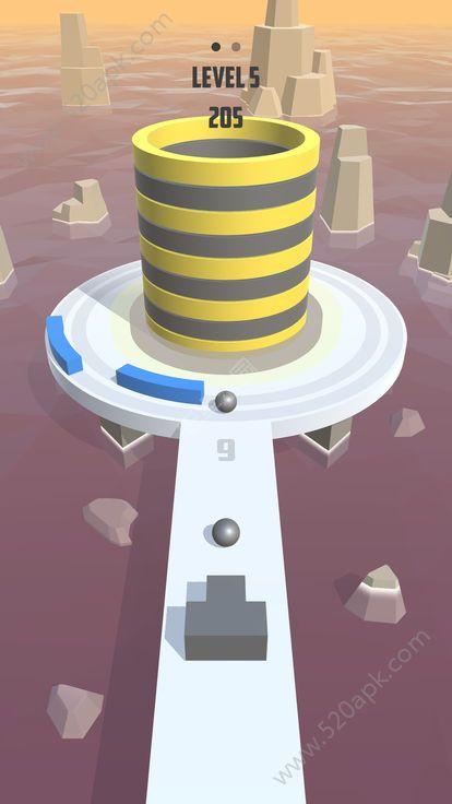 Fire Balls 3D火球3D中文汉化无限金币内购修改版图3: