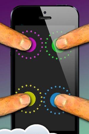 点击轮盘Tap Roulette手机游戏APP官方下载安卓版图片2