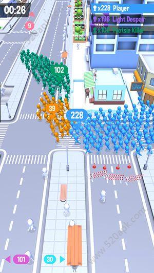 抖音拥挤城市大作战中文内购修改版图1:
