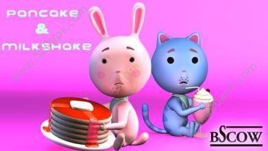 Pancake and Milkshake煎饼和奶昔完美中文汉化版  v1.0图1