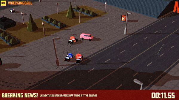 抖音无尽的停车场逃生中文汉化无限金币内购修改版(pako car chase simulat)图5: