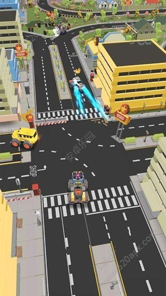 怪物卡车大作战必赢亚洲56.net必赢亚洲56.net手机版官方版(Monster Truck io)  v1.0.6图1