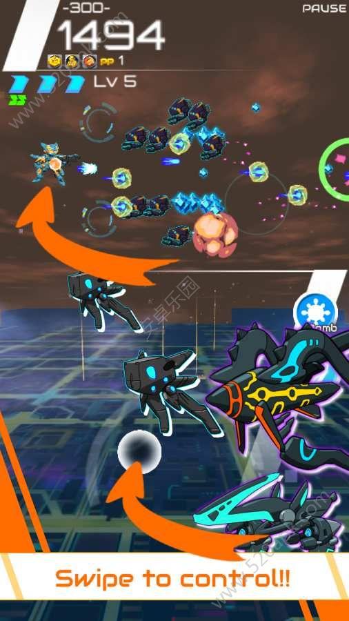 未来战机游戏官方安卓中文版图4: