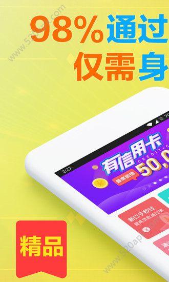 财富万卡贷款app下载手机版图1: