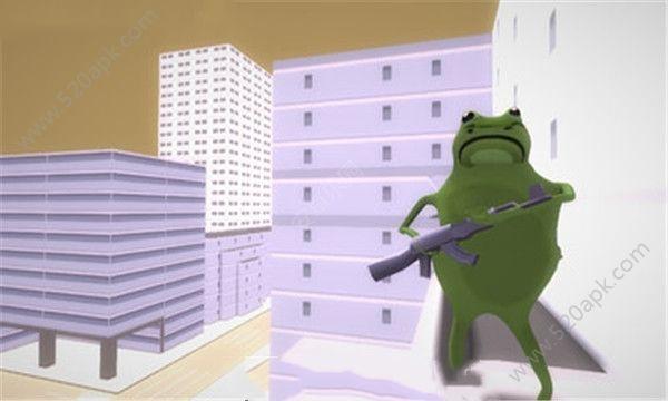疯狂青蛙模拟器无敌版中文汉化无限金币内购修改版  v1.0图1