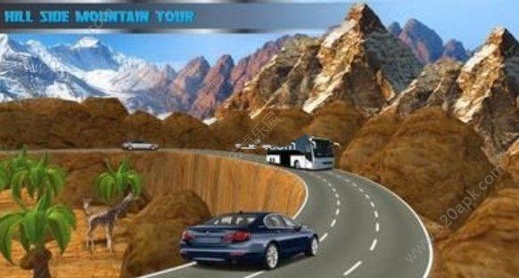 越野山地巴士驾驶游戏官方下载最新安卓版图2: