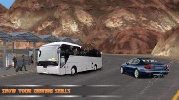 越野山地巴士驾驶游戏官方下载最新安卓版图3: