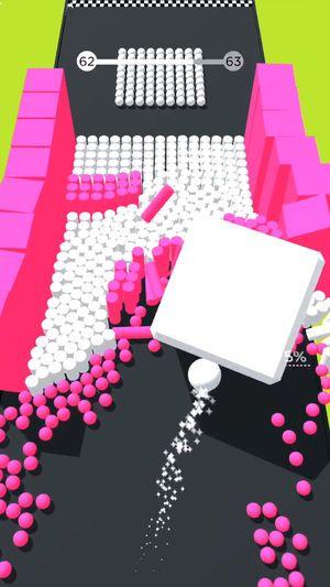 抖音Color Bump 3D官方必赢亚洲56.net手机版最新版(彩色凹凸3D)图片1