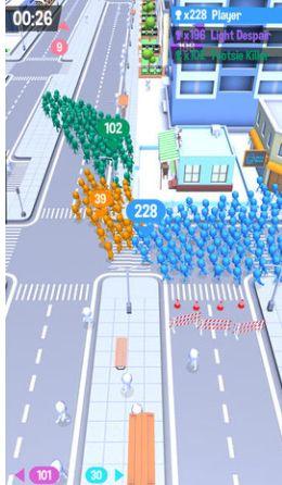 拥挤城市完美中文汉化版(Crowd City)图片2