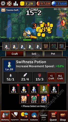 地下城和炼金术师必赢亚洲56.net必赢亚洲56.net手机版版(Dungeon Alchemist)  v1.0.3图2