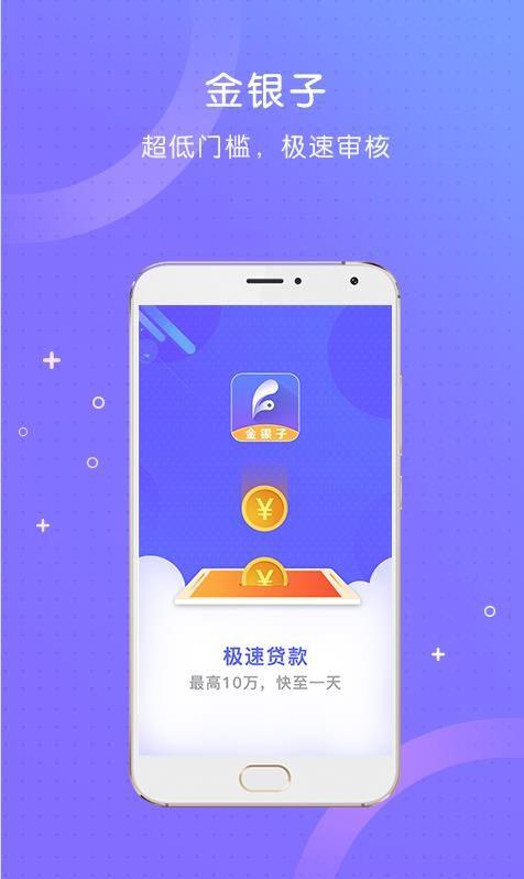 金银子贷款app手机版下载图片1