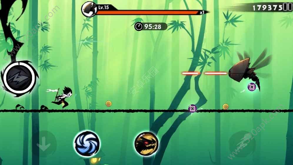 忍者必须死3手机游戏官网下载安卓版  v1.0.88图2