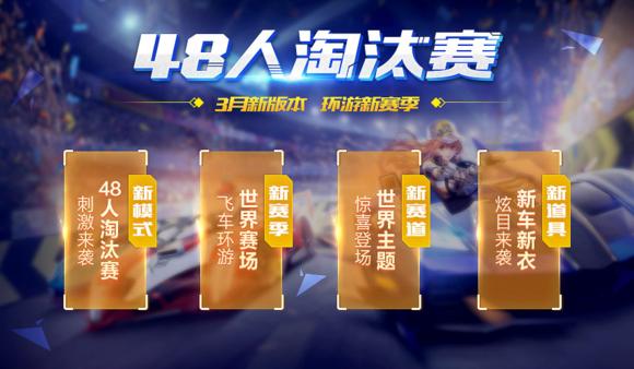 QQ飞车手游3月23日更新了什么内容?3月23日更新内容汇总[多图]