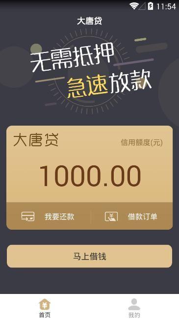 大唐贷官方手机版app下载图片1