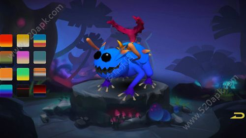 怪物制造者2中文无限升级内购破解版(monsters)图片1