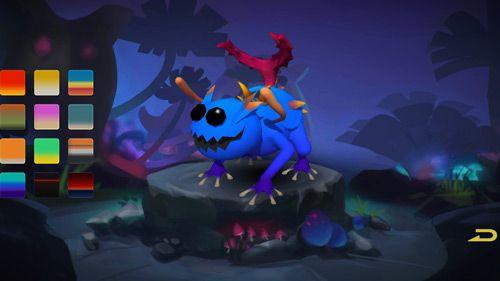 怪物制造者2中文无限升级内购破解版(monsters)图片3