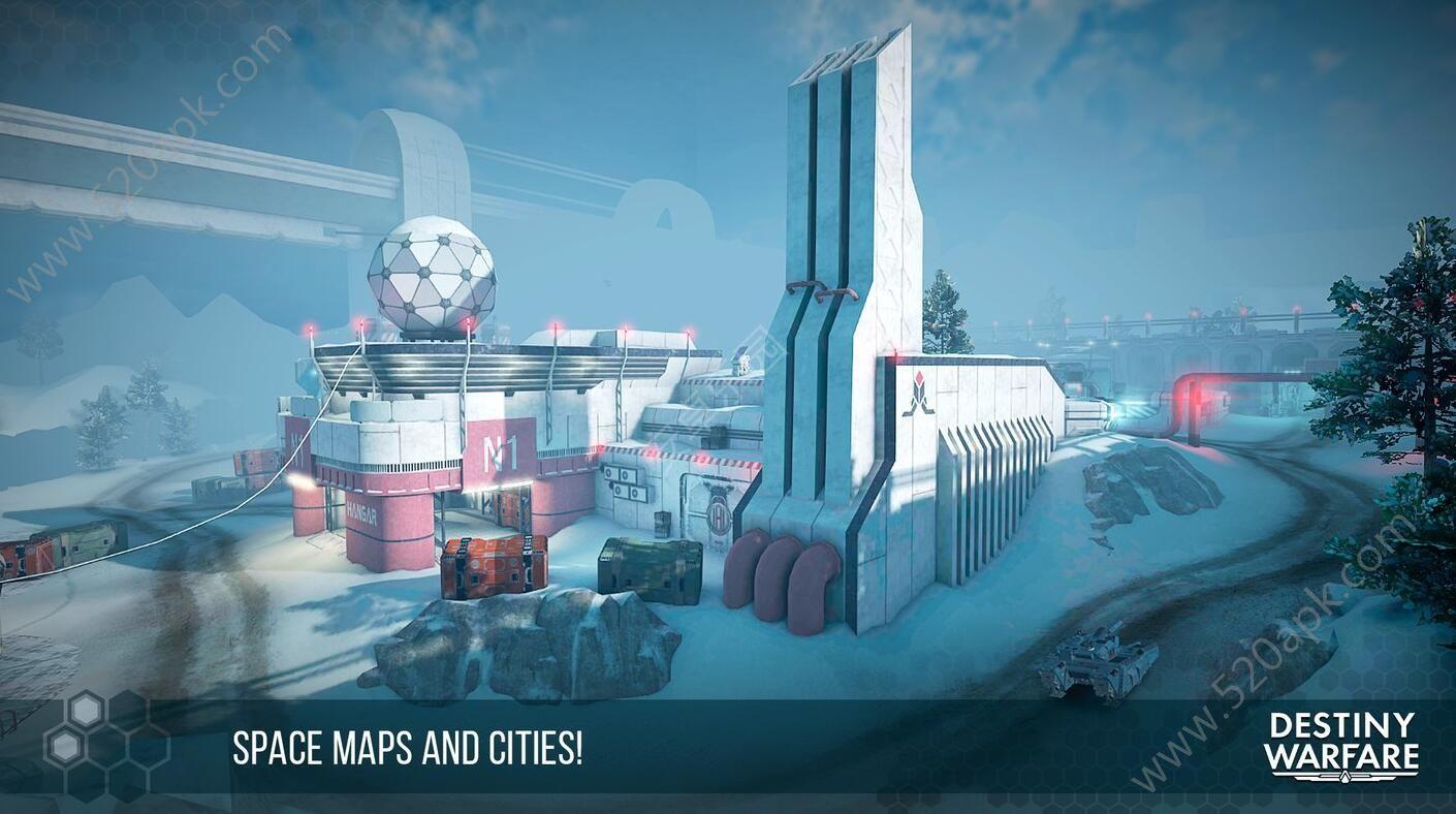 命运之战destiny warfare游戏官网下载手机安卓版(含数据包)图5: