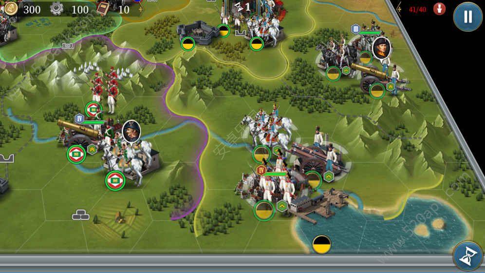 欧陆战争61804安卓版游戏官方下载图2:
