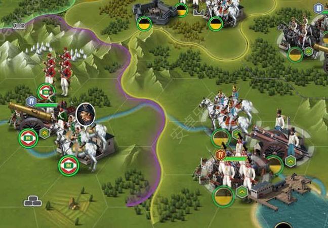 欧陆战争61804安卓版游戏官方下载图片1