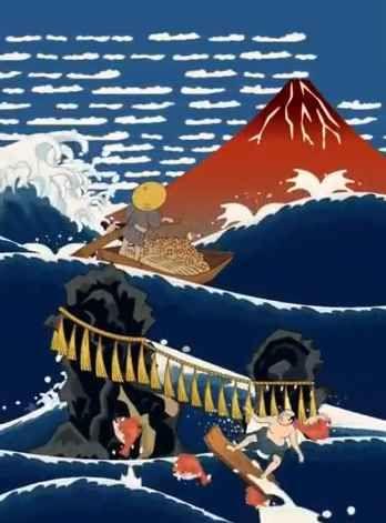 浮世冲浪无限金币内购修改版图片2