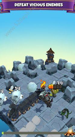 块状骑士无限金币内购修改版(Blocky Knight)图3: