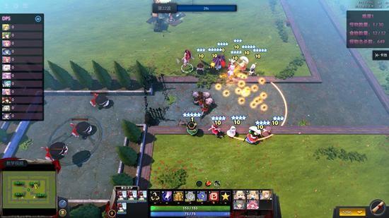 东方梦符祭DOTA2爆款RPG手机安卓版图片2